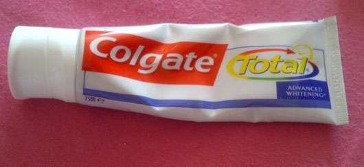 Colgate Total Advanced Whitening Zahncreme