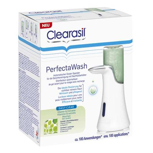 Clearasil Vitamin & Extrakte Produktserie