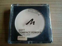 Produktbild zu MANHATTAN Soft Compact Powder – Farbe: 1 Naturelle