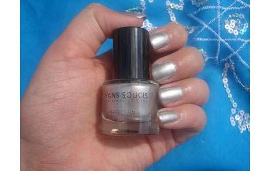 Sans Soucis Perfect Nails Nail Polish, Farbe: Metallic Silver & Gold