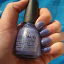 China Glaze Nail Lacquer, Farbe: 711 Electric Lilac
