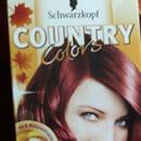 Schwarzkopf Country Colors Intensivtönung, Farbe: 58 Granatrot