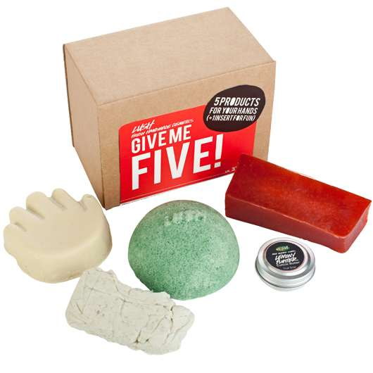 ONLINE EXKLUSIV: LUSH Give Me Five!