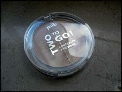 Produktbild zu p2 cosmetics two to go! concealer + powder – Farbe: 010 perfect on the way!
