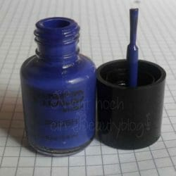 Produktbild zu H&M Divided Nail Polish – Farbe: Ballet Blue