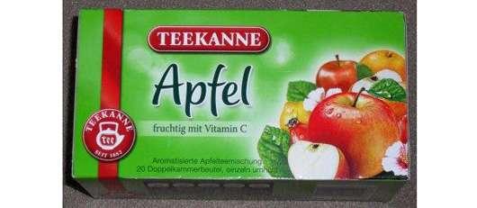 <strong>Teekanne</strong> Apfel