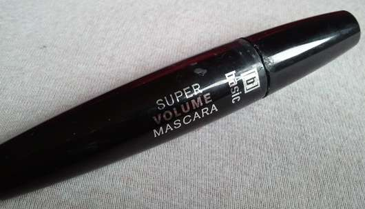 <strong>basic</strong> Super Volume Mascara - Farbe: Black