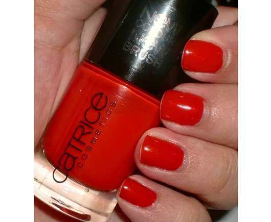 Catrice Ultimate Nail Lacquer, Farbe: 690 Fred Said Red