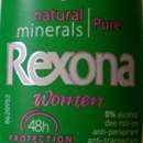 Rexona Women Natural Minerals Pure 48h Protection Anti-Transpirant Roll-On