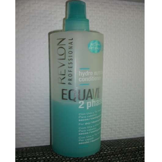 Revlon Professional Equave 2 Phase Hydro Nutritive Conditioner