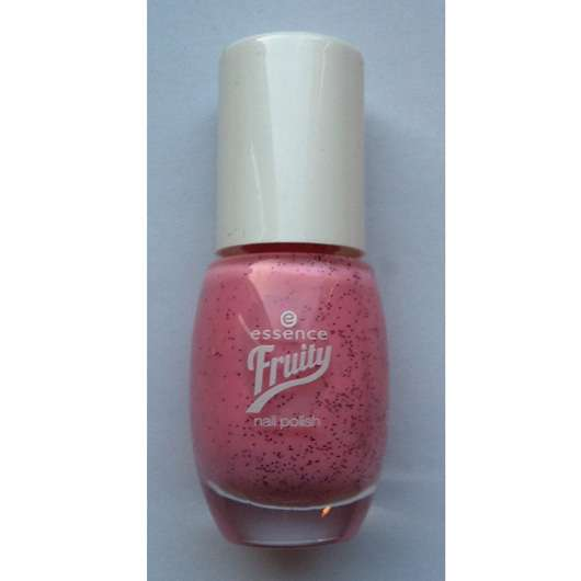 essence fruity nail polish, Farbe: 05 mashed berries (LE)