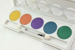 Produktbild zu Flormar Color Palette Eye Shadow – Farbe: 03