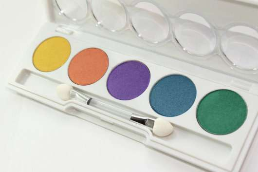 Flormar Color Palette Eyeshadow, Farbe: 03
