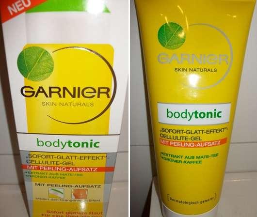 <strong>Garnier Skin Naturals</strong> Body Tonic Sofort-Glatt-Effekt Cellulite Gel