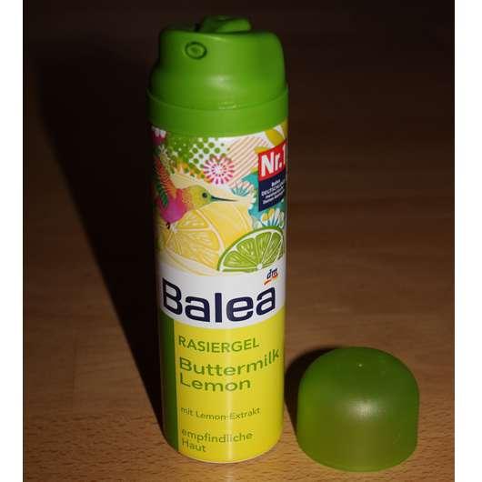 Balea Rasiergel Buttermilk Lemon (Limited Edition)