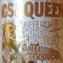 Kings & Queens Nefertiti Honey Showergel