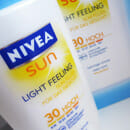 Nivea Sun Light Feeling Gesichtsfluid LSF 30