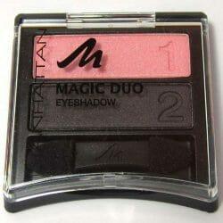 Produktbild zu MANHATTAN Magic Duo Eyeshadow – Farbe: Good 'n Bad 53B/101N