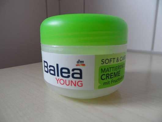 Balea Young Soft & Care Mattierende Creme mit Fruchtsäure