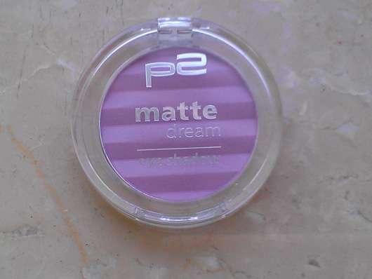 p2 matte dream eye shadow, Farbe: 100 lilac desire
