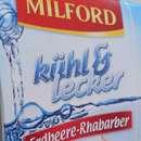 Milford Kühl & Lecker Erdbeere-Rhabarber