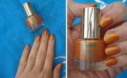 Produktbild zu p2 cosmetics mission summer look! metal & shine nail polish – Farbe: 040 honolulu juicer (LE)