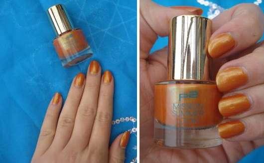 p2 mission summer look! metal & shine nail polish, Farbe: 040 honolulu juicer (LE)