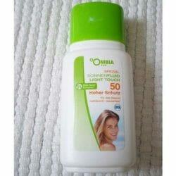 Produktbild zu Ombia Sun Spezial Sonnenfluid Light Touch LSF 50