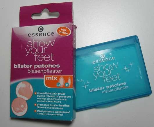 "essence show your feet blasenpflaster ""mix"""
