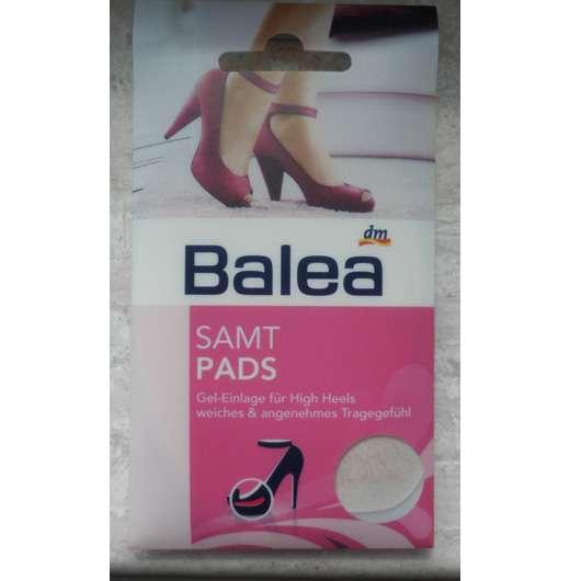 Balea Samt Pads Gel-Einlagen für High Heels