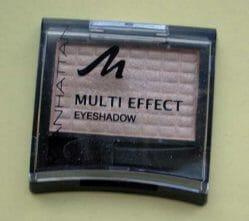 Produktbild zu MANHATTAN Multi Effect Eyeshadow – Farbe: 95E Sand