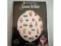 Produktbild zu essence snow white nail art sticker (LE)
