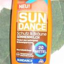 SUNDANCE Schutz & Bräune Sonnenmilch LSF 20