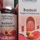 """Wellness & Beauty Badeöl Feige & Karitébutter """"Magie des Orients"""""""