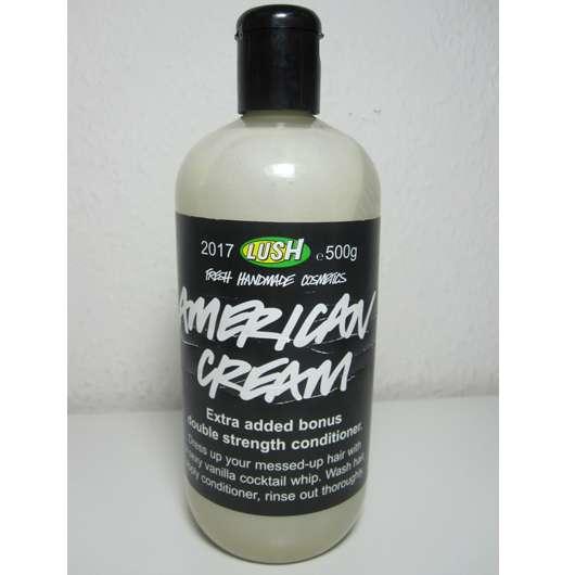 LUSH American Cream Conditioner