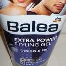Balea Extra Power Styling Gel Design & Fix