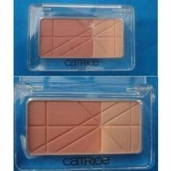 Produktbild zu Catrice Defining Duo Blush – Farbe: 020 Peach Sorbet