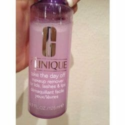 Produktbild zu Clinique take the day off makeup remover