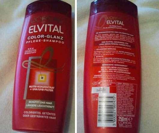 L'Oréal Paris Elvital Color-Glanz Pflege-Shampoo