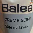 Balea Creme Seife Sensitive Nachfüllpack