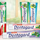 Dentagard PLUS Zahncremes
