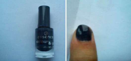 essence colour & go quick drying nail polish, Farbe: 35 movie star