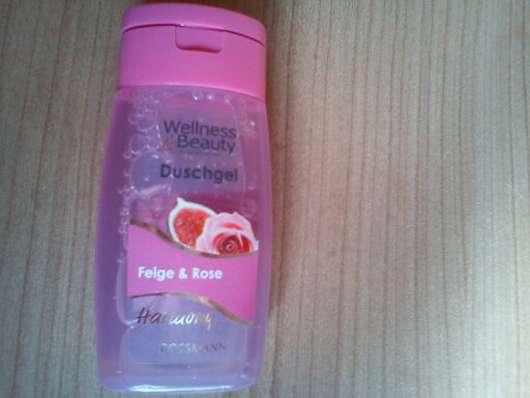 Wellness & Beauty Duschgel Feige & Rose