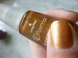 Produktbild zu Flormar Supershine Nail Polish – Farbe: 07