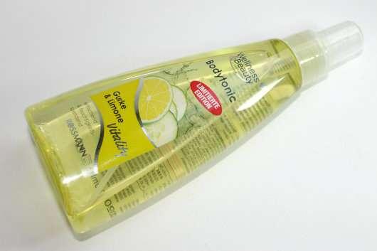 Wellness & Beauty Bodytonic Vitality Gurke + Limone (LE)