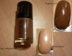Produktbild zu Catrice Ultimate Nail Lacquer – Farbe: 710 Dulce & Havanna