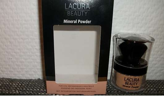 <strong>Lacura Beauty</strong> Mineral Powder