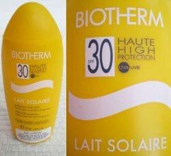 Produktbild zu BIOTHERM Lait Solaire SPF30