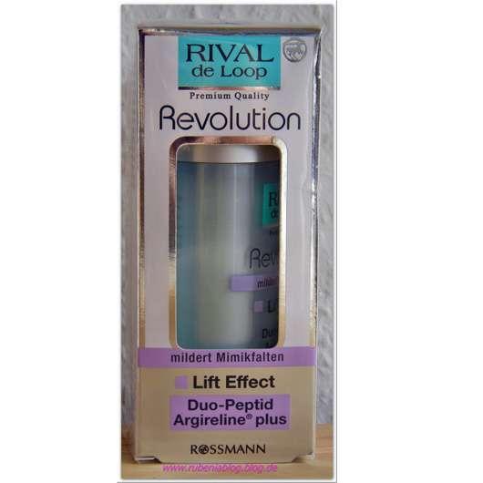 Rival de Loop Revolution Lift Effect