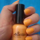 Manhattan Buffalo Nail Polish, Farbe: 06 All For Peach (LE)